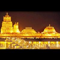 The Golden Temple of Sripuram