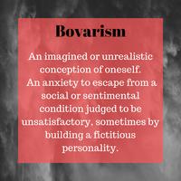 Defining Bovarism