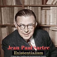Sartrean Existentialism