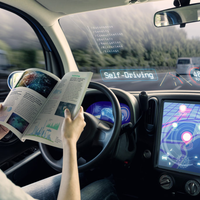 Self-driving systems (1/2): Cars