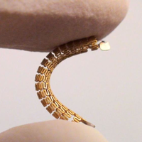 Medical Implants: 'Smart stent' detects narrowing of arteries