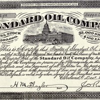 Standard Oil: Share Structure