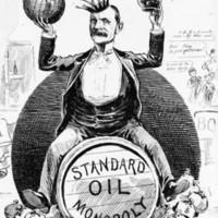 (1/2) Dissolution of Standard Oil Trust